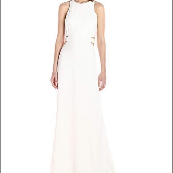 Halston Heritage Dresses & Skirts - NWT Halston Hertigage Chalk Dress